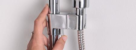 Sistemas de ducha doble
