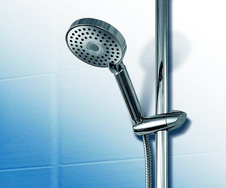 Alcachofa de ducha plana ravak a s for Alcachofas para ducha