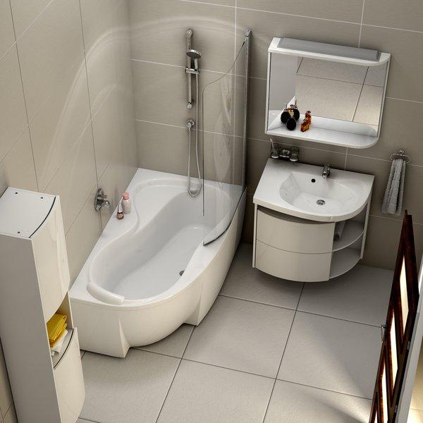 Cuartos de baño con bañera - RAVAK a.s.