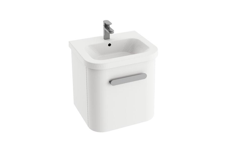 Armario para el lavabo sd 550 650 ravak a s for Armario para lavabo
