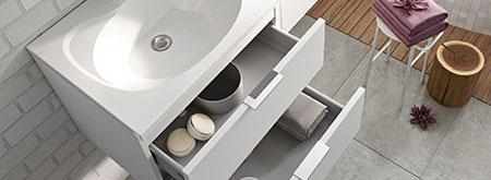 Muebles para cuarto de baño Rosa - RAVAK a.s.