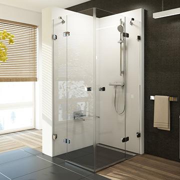 Cabinas y puertas de ducha seg n su forma ravak a s for Rinconeras para ducha